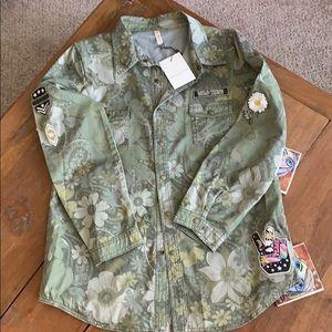 Spell & The Gypsy Eden Camo Jacket